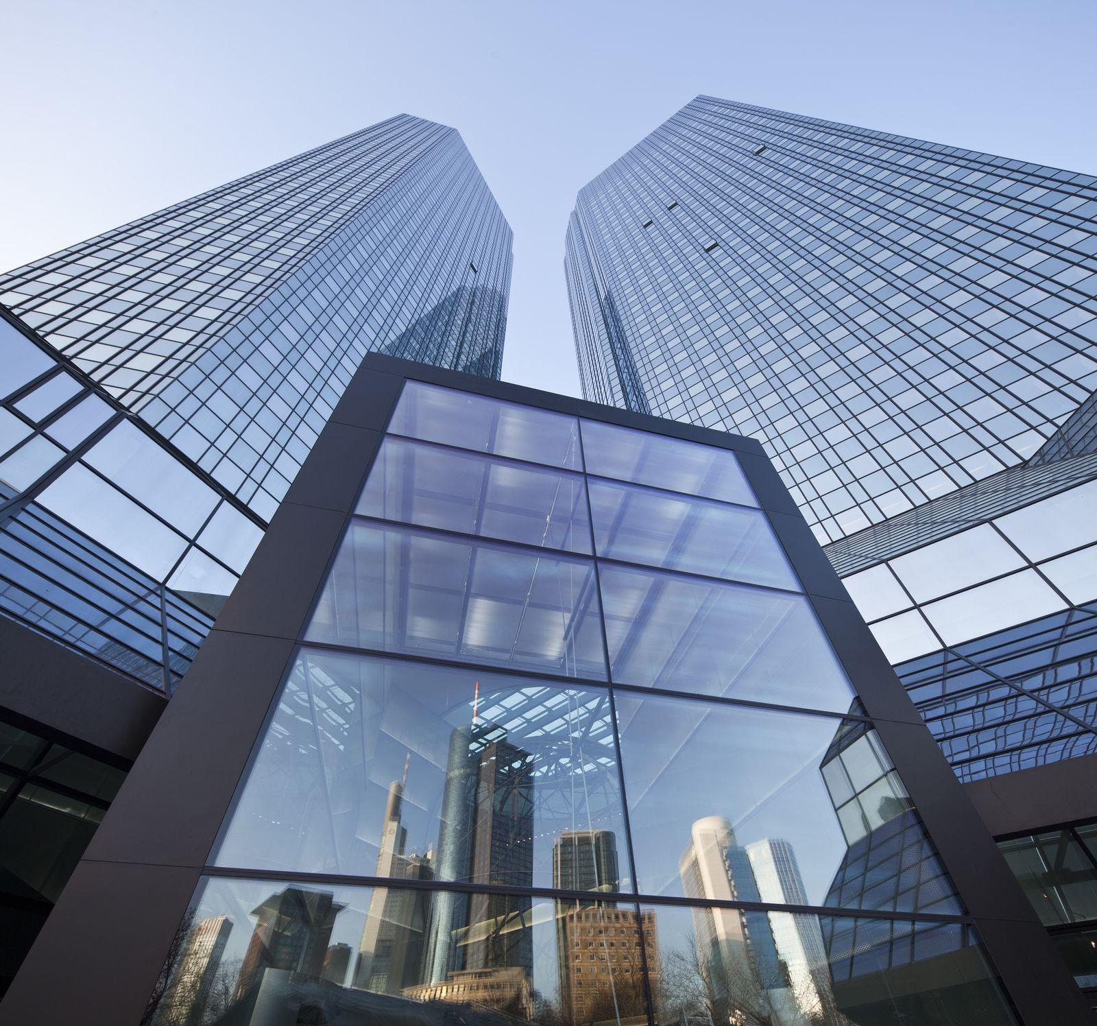 Deutsche Bank Firmenzentrale