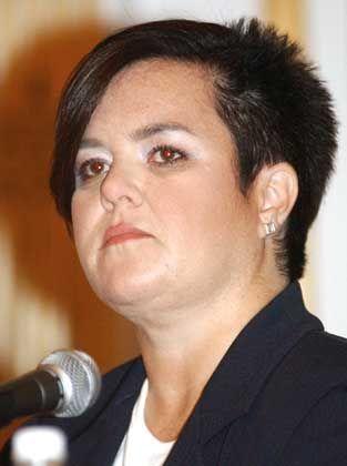 Schluss mit lustig: Rosie O'Donnell hat sich selbst entdeckt