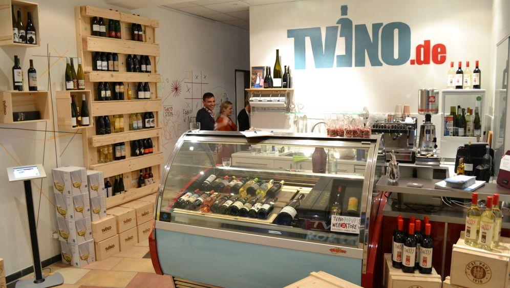 Pop-Up-Store: Online-Weinshop zum Anfassen