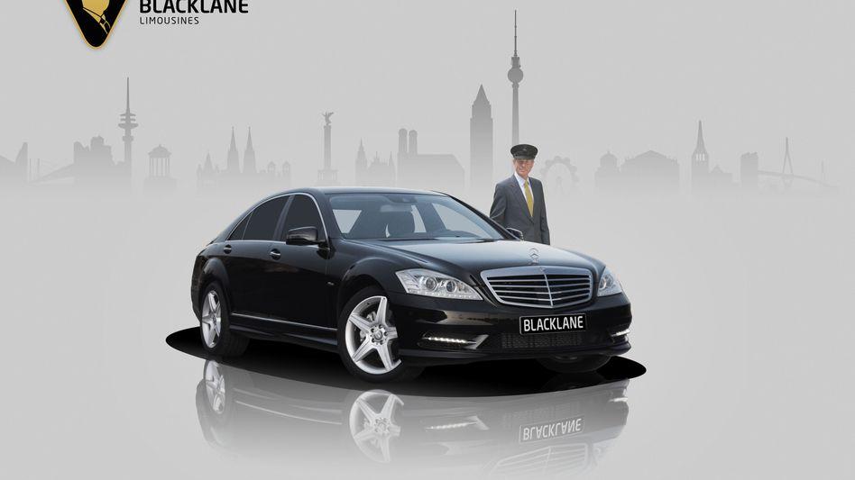 Blacklane-Limousine: Daimler will das Geschäft mit Fahrdiensten in Asien und im Nahen Osten ausbauen