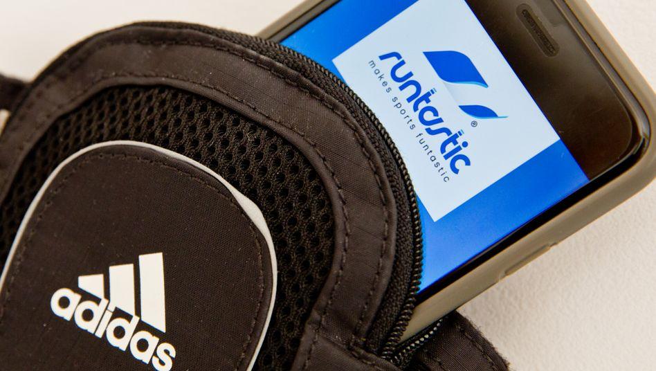 Jetzt zu 100 Prozent bei Adidas: Der Sportartikelhersteller hat die Hälfte der Runtastic-Anteile dem Medienkonzern Springer und weitere Anteile anderen Gesellschaftern abgekauft.