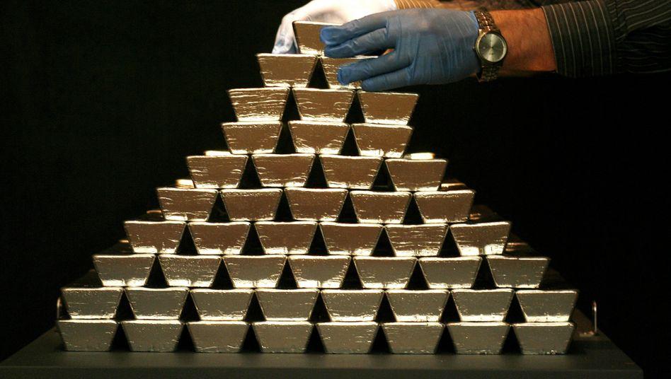 Silber: Mehr als nur ein glänzendes Metall - auch die Investmentbranche bietet es an