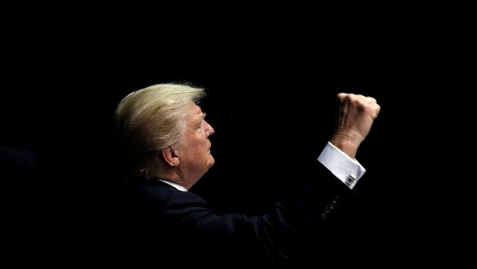 Donald Trump Wirtschaftspolitik