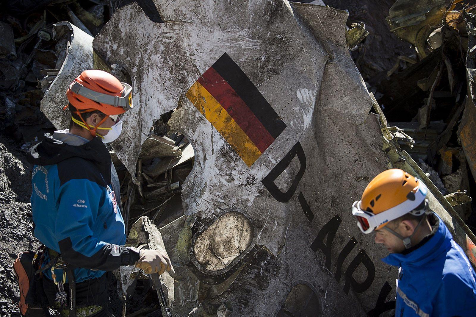 Germanwings Absturz
