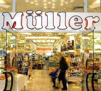 Müller Drogerie Passau