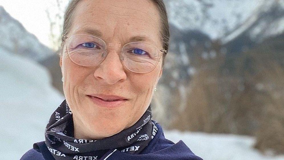 """Christine Bortenlänger: """"Beim Laufen kann ich gut denken oder abschalten"""""""