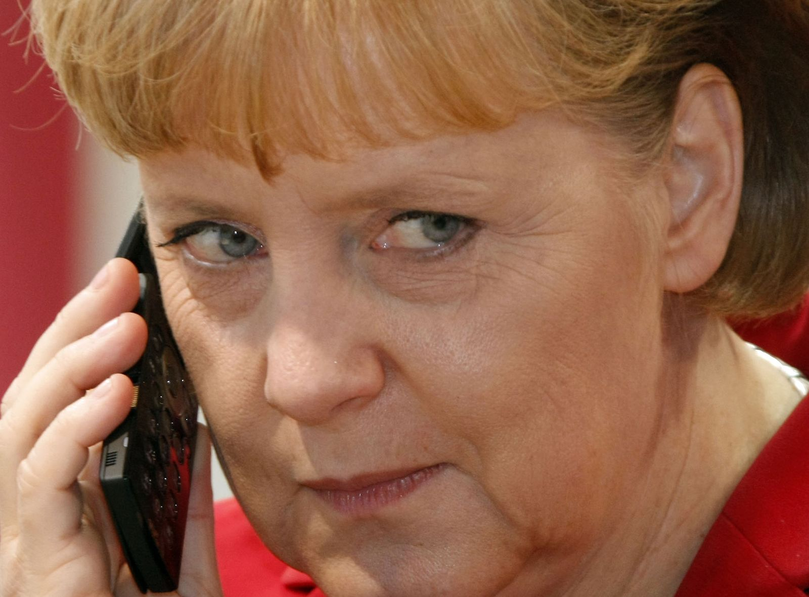 Merkel Telefon