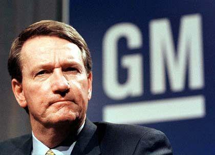 """Rick Wagoner: """"GM verdient mit der Rabatt-Strategie immerhin noch Geld"""""""