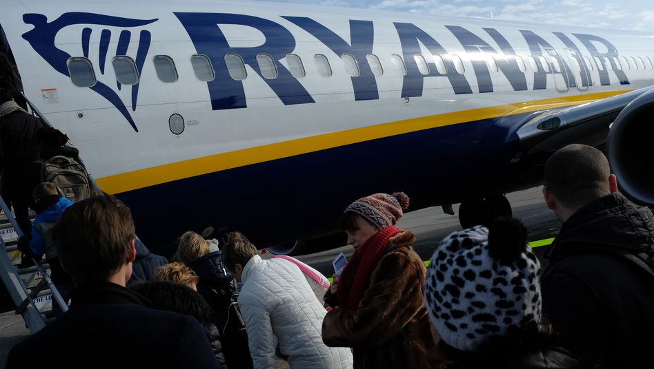 Ryanair-Passagiere: Viele müssen heute und morgen am Boden bleiben