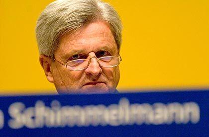Ehrgeizige Ziele: Postbank-Chef von Schimmelmann