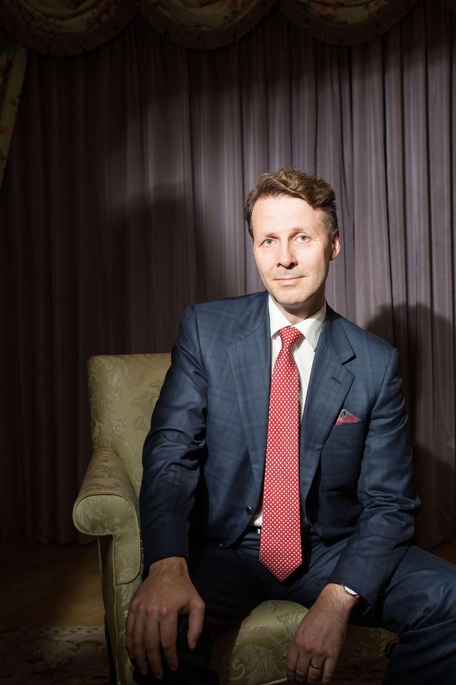 Risto Siilasmaa, chairman of Nokia.