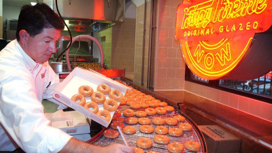 Donut-Expansion: Der Reimann-Clan setzt auch in Europa auf Donuts