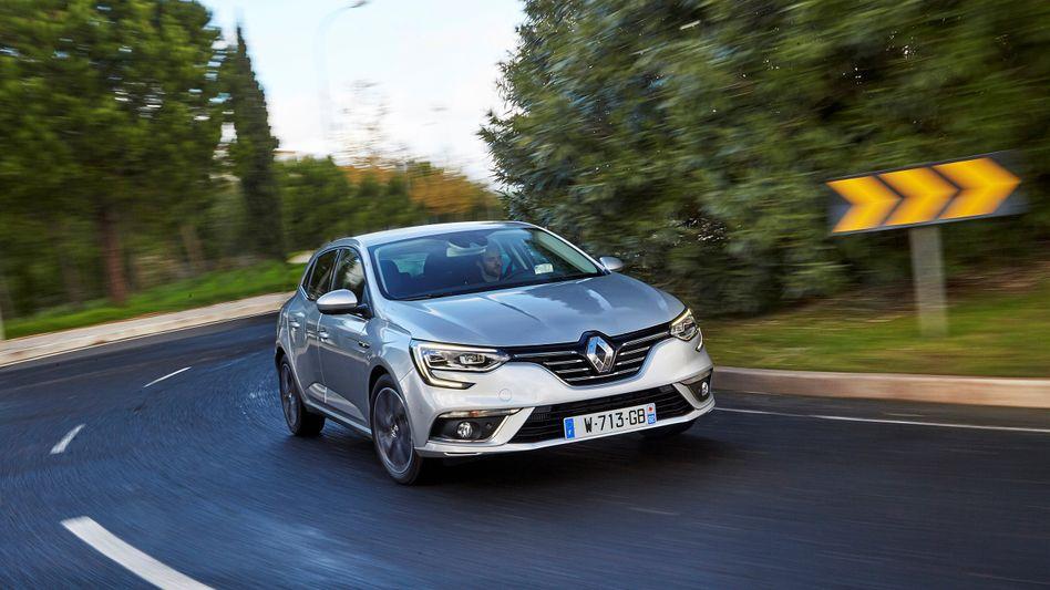 Renault Megane: Das Unternehmen hat für die kommenden Wochen einen Plan zur Reduzierung der Abgase seiner Diesel-Fahrzeuge unter echten Fahrbedingungen angekündigt