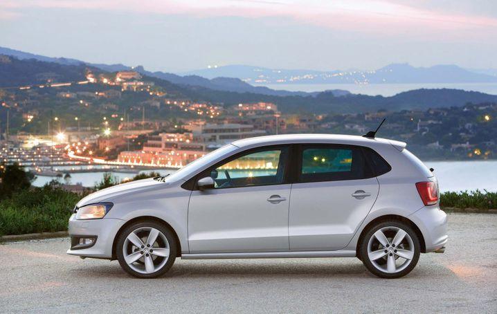 VW Polo: Das Facelift des Kleinwagen greift mit etwas Verspätung