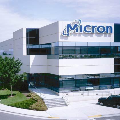 Micron-Zentrale in Idaho: Ende des Überangebots auf dem Chipmarkt nicht in Sicht