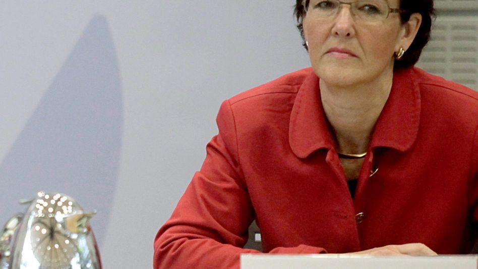 Absage: Staatssekretärin Birgit Grundmann will nicht mehr zur Telekom