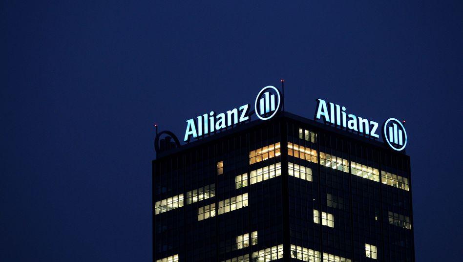 Wachsender Milliardengewinn: Die Allianz macht gute Geschäfte