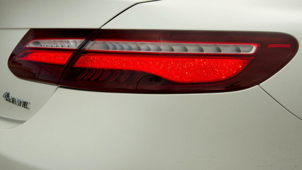 Heckleuchten: Wie Autodesigner dem Hintermann heimleuchten