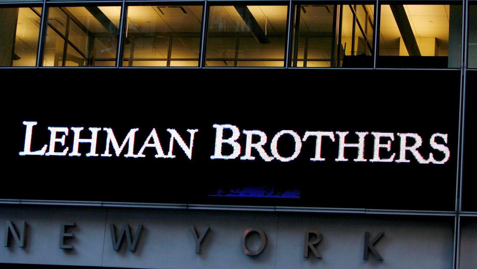 Elf Milliarden Dollar für Kunden von Lehmans Europa-Geschäft