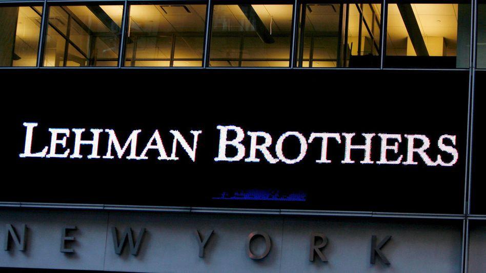 Lehman Brothers kehrt zurück - als Whiskymarke - und vielleicht bald auch als Bar