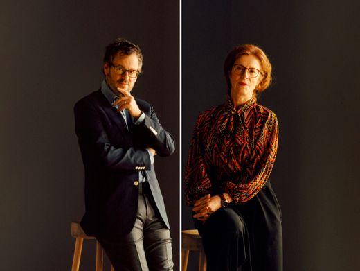 Die Kunst des Geschäfts: Manuela und Iwan Wirth gehören nicht nur zu den größten Kunsthändlern der Welt, sie revolutionieren auch die Kunstbranche
