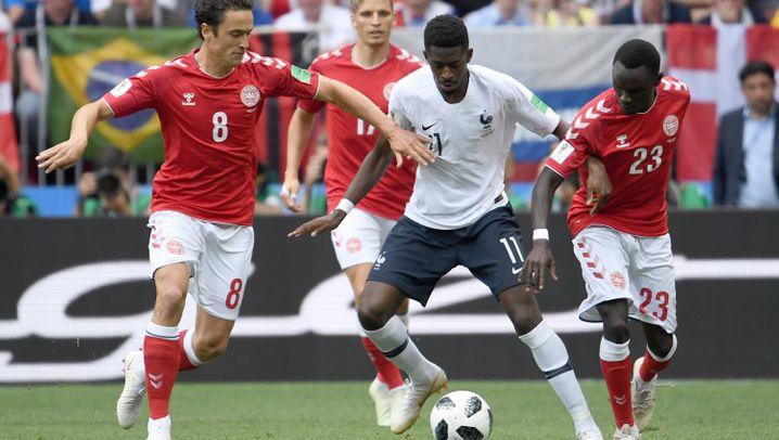 Sponsoren der Teams in der Endrunde: Die WM läuft gut für Adidas - abgesehen von Deutschland