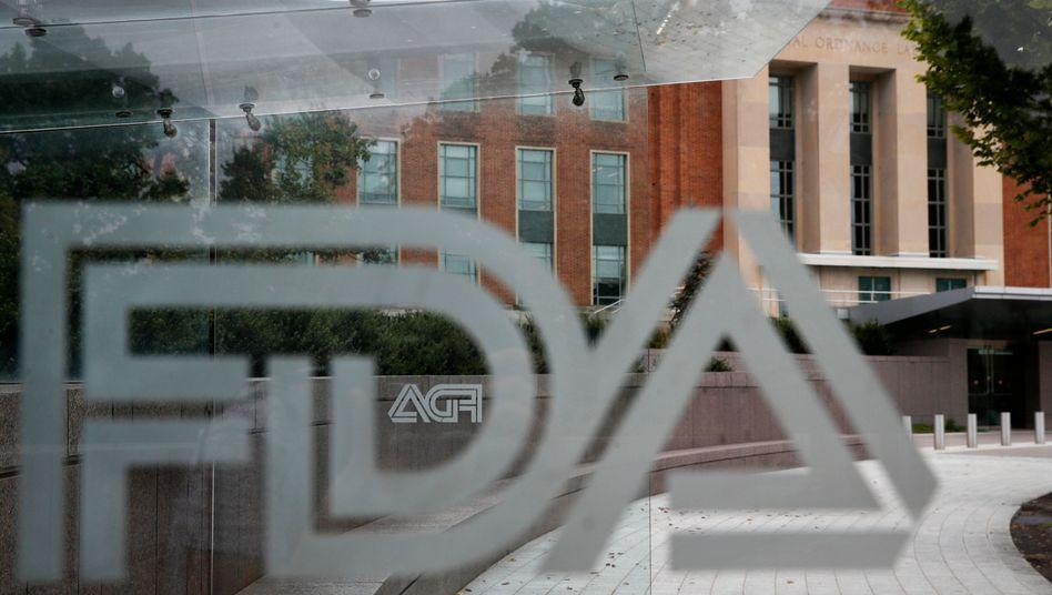 Schaltzentrale: Gebäude der FDA in Silver Spring (US-Staat Maryland)