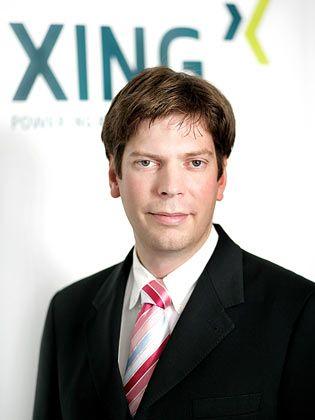 Lars Hinrichs ist Gründer und Vorstandsvorsitzender der Kontaktplattform Xing