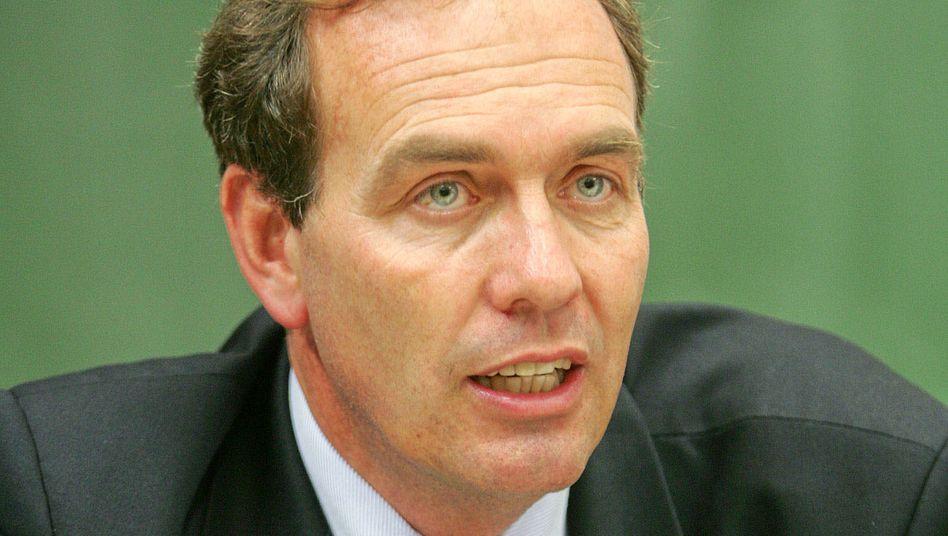Der scheidende Präsident des Instituts fuer Wirtschaftsforschung Halle (IWH): Ulrich Blum geht