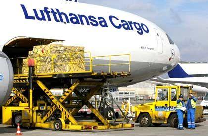 Lufthansas Frachttochter Cargo: Umzug nach Sibirien könnte ausgemachte Sache sein