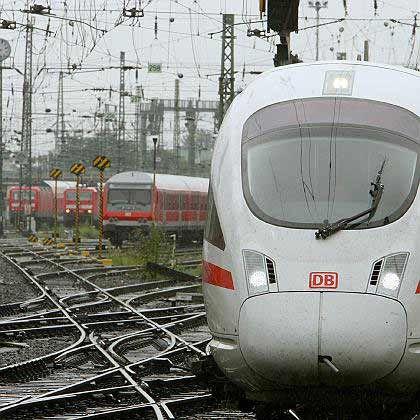 Schöner Schein: Der moderne Fernverkehr trägt wenig zum Konzernergebnis bei