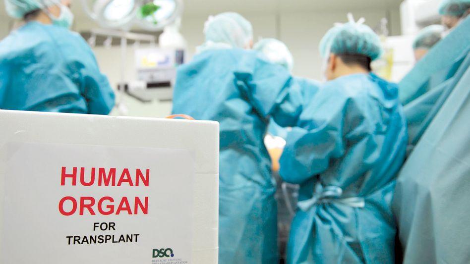 Organtransplantation: Das beschleunigte Vermittlungsverfahren gilt als manipulationsanfällig