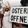 Strengster Lockdown über Ostern - Supermärkte nur Karsamstag auf