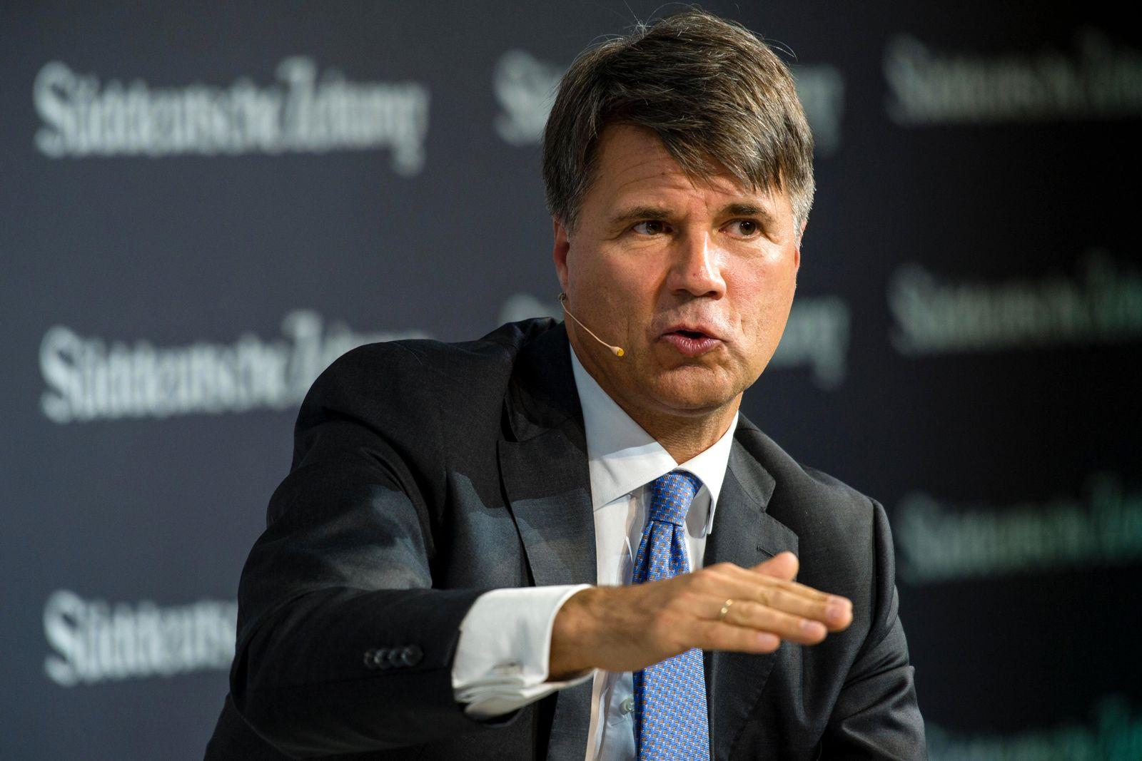 Deutsche Vorstandschefs/ Harald Krüger/ BMW