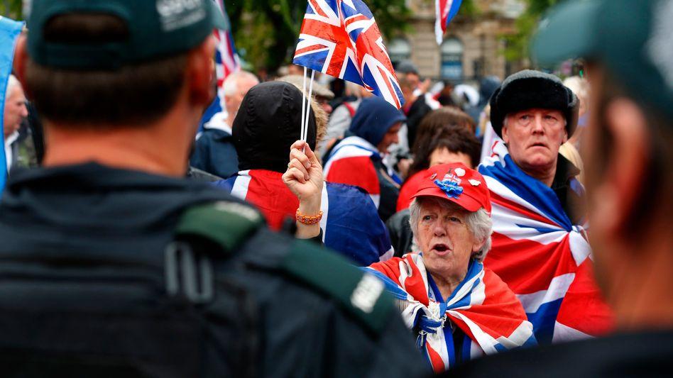 G8-Gipfel: Auch im eigenen Land, Nordirland, ist der Gipfel nicht unumstritten