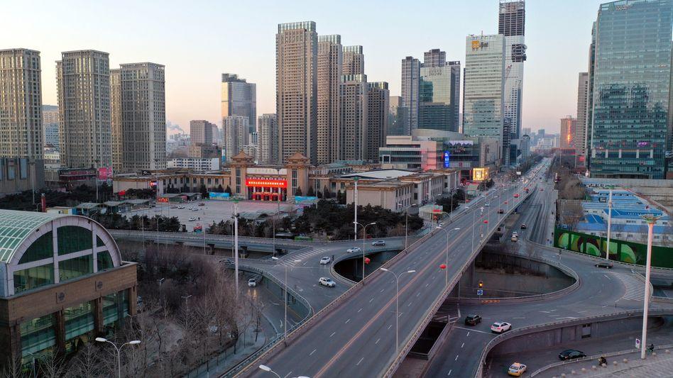 Chinas Automarkt kommt fast zum Erliegen