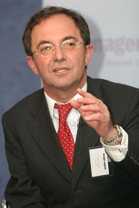 Erwin Staudt, Präsident des VfB Stuttgart