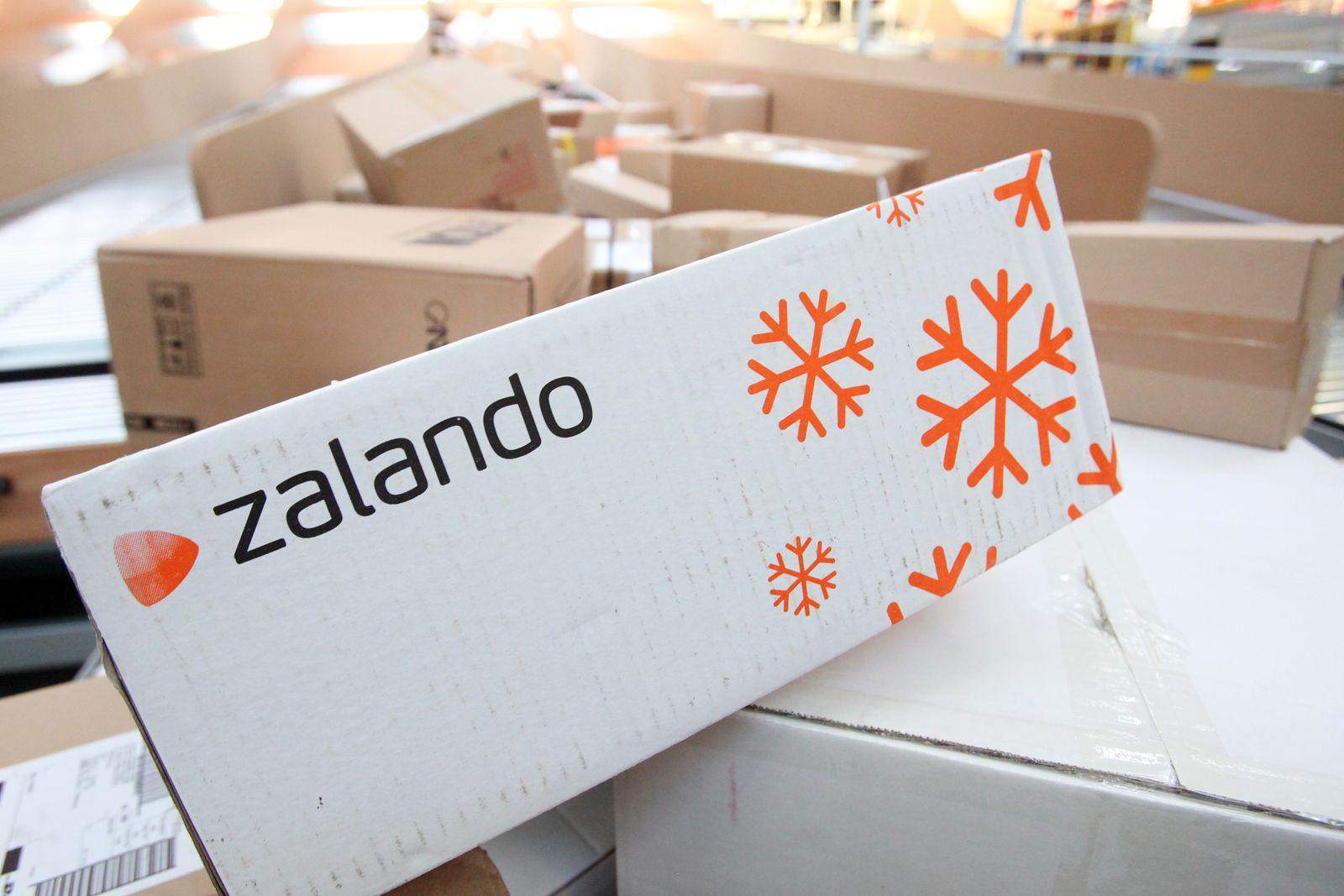 Zalando/ Paket