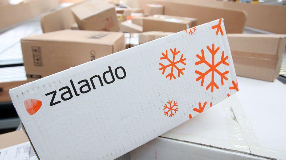 Kandidat: Der Onlinehändler Zalando will in Frankfurt an die Börse. Bis zum 29. September läuft die Zeichnungsfrist des Berliner Unternehmens