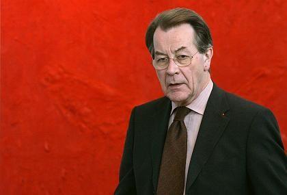 SPD-Chef Müntefering: Internes Papier soll Fragen der SPD-Parlamentarier beantworten