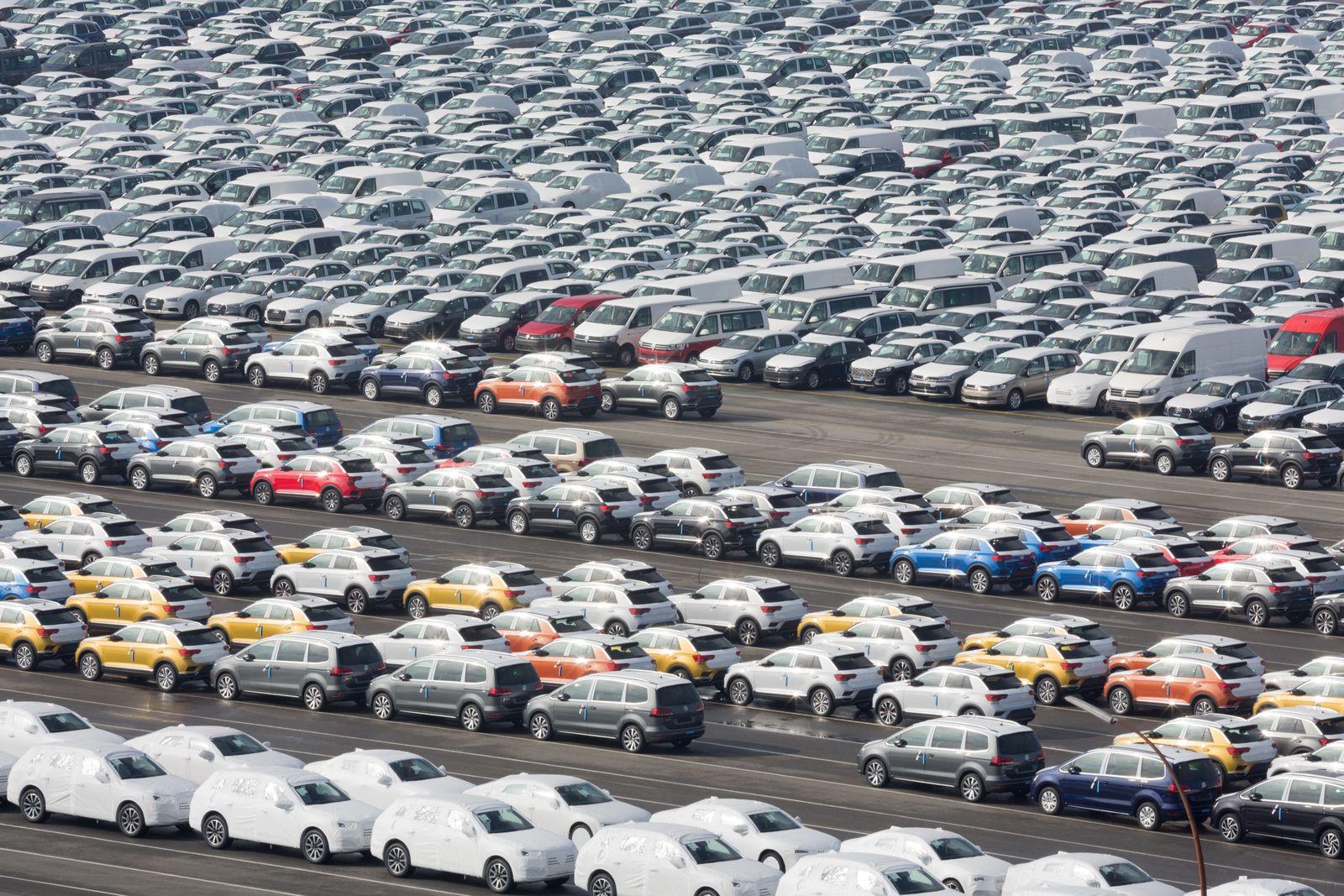USA/ Zoelle/ Autoexport