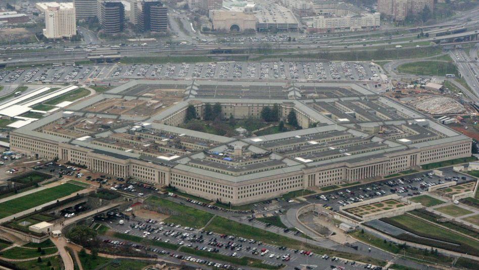 Pentagon in Washington (Bild Archiv)