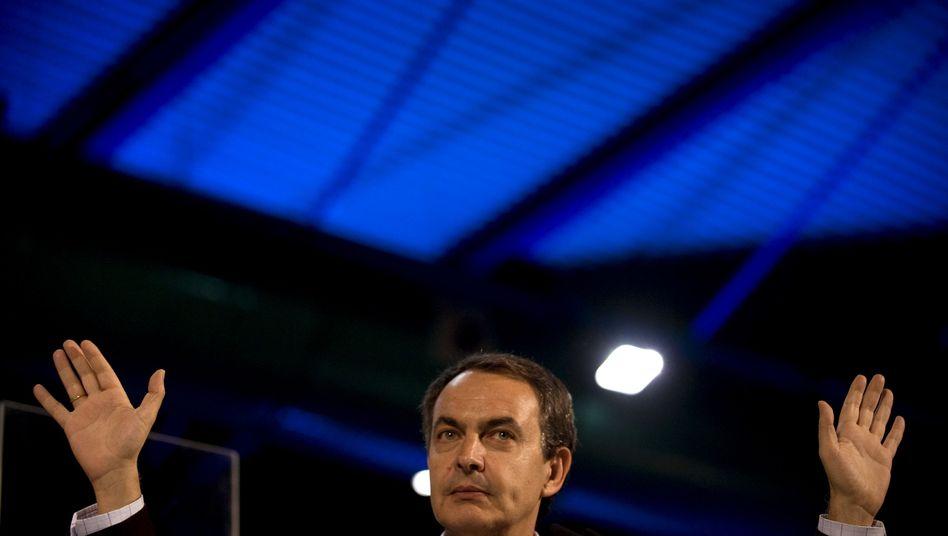 """Ministerpräsident Zapatero: """"Eine Zentralbank, die ihrem Namen gerecht wird"""""""