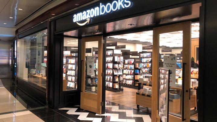 Amazon: Der IT-Gigant in der Innenstadt