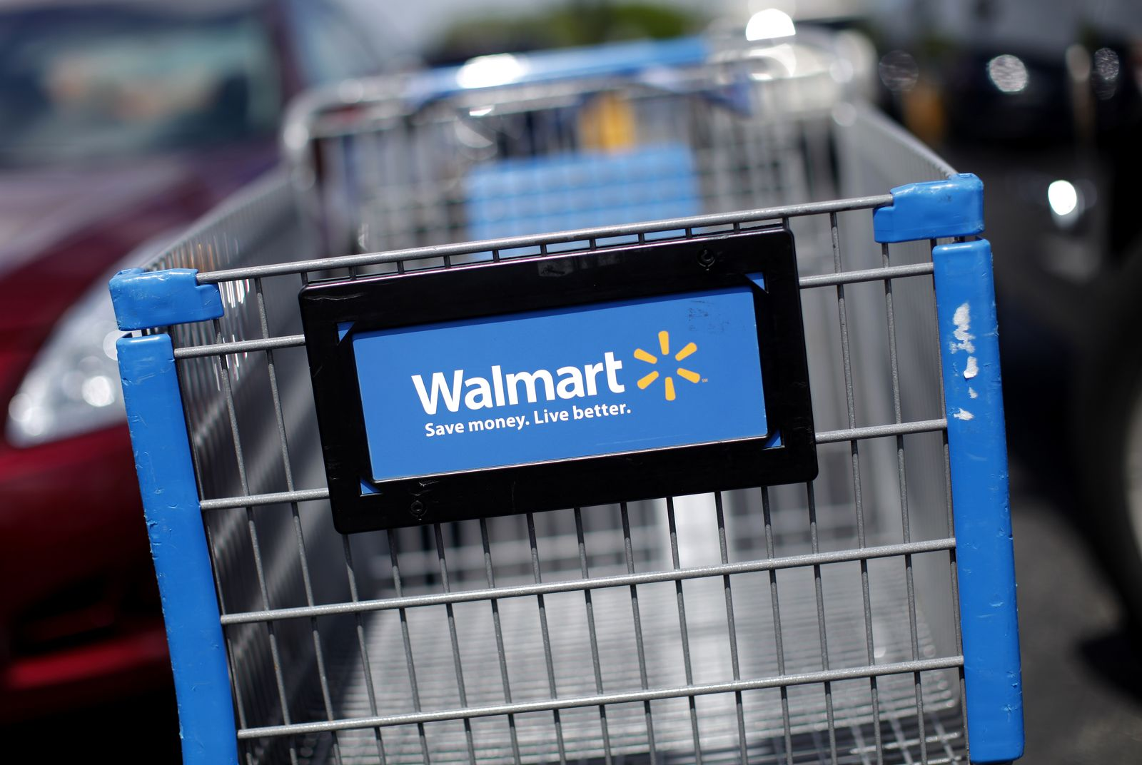 WALMART/ Einkaufswagen (Kopie)