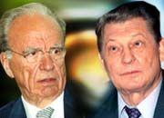 Rupert Murdoch bietet Leo Kirch finanzielle Unterstützung an