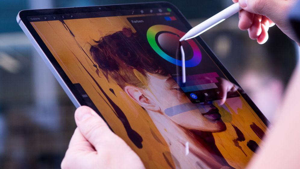Ersetzt keinen Laptop: Das neue iPad Pro im Technik-Test