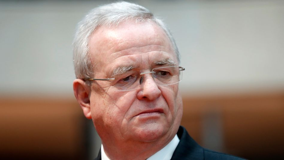 Martin Winterkorn: Anklage wegen uneidlicher Falschaussage im Untersuchungsausschuss des Bundestags