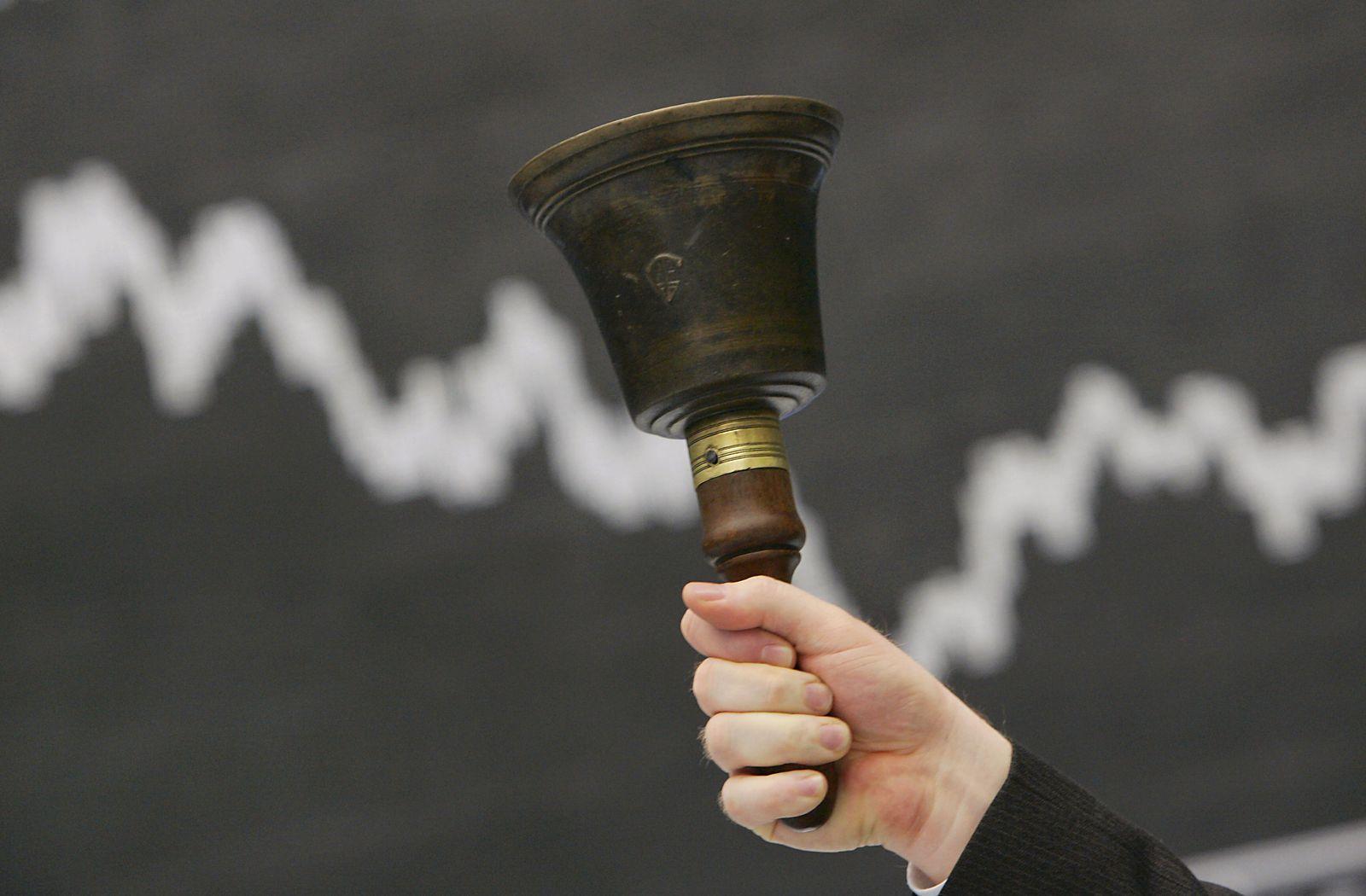 Symbolbild Börse / Spekulanten