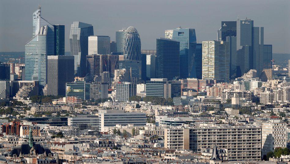 Pariser Bankenviertel La Défense
